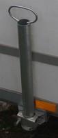 Fragen und Antworten: Rohrstütze an einem Kofferanhänger